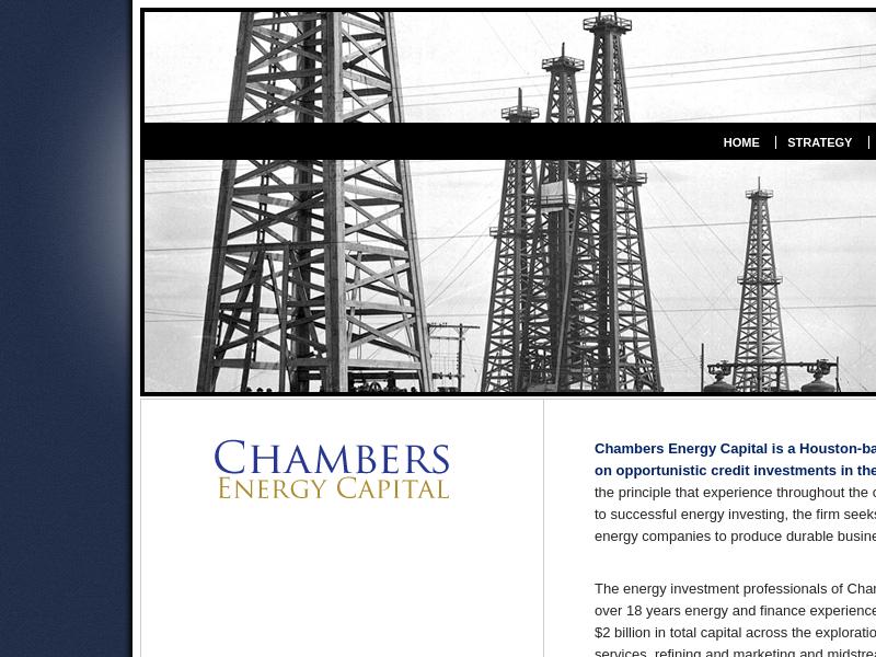 Chambers Energy Capital