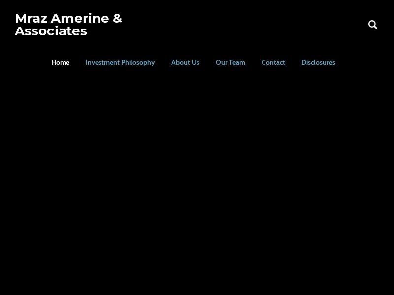 Mraz Amerine & Associates - Home