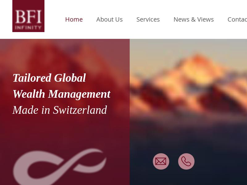Wealth Management | Switzerland | BFI Infinity Inc