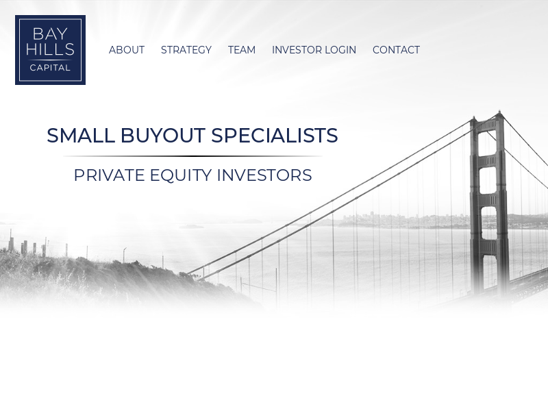 Bay Hills Capital | Investment Firm