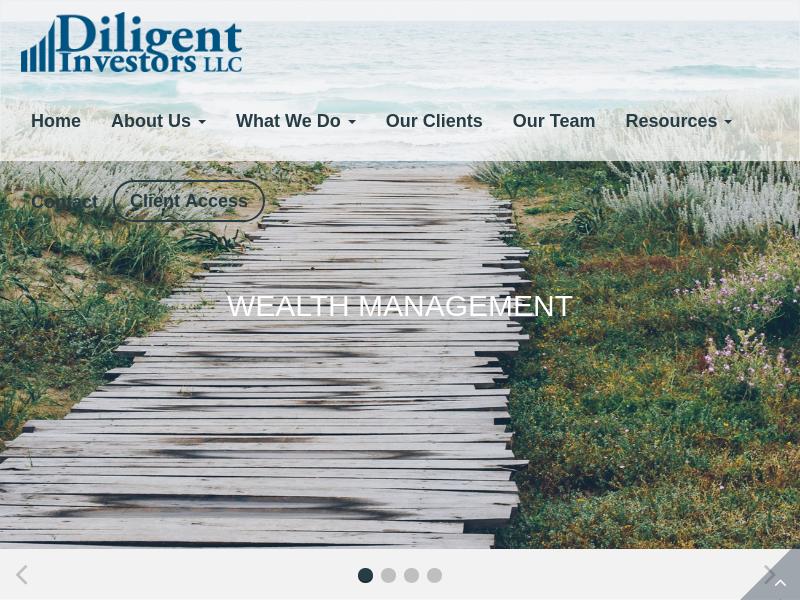 Home | Diligent Investors LLC