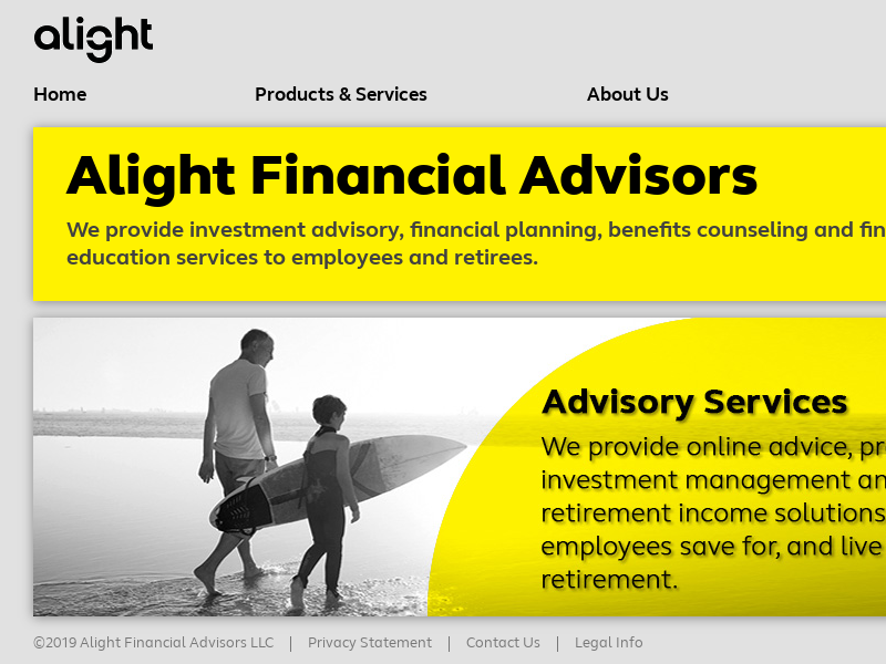 Alight Financial Advisors