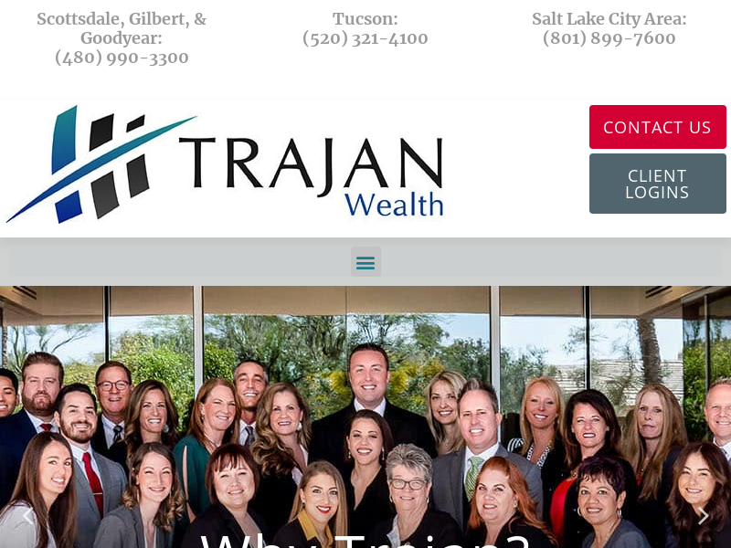 Your Fiduciary and Partner for Wealth Management in Arizona and Utah