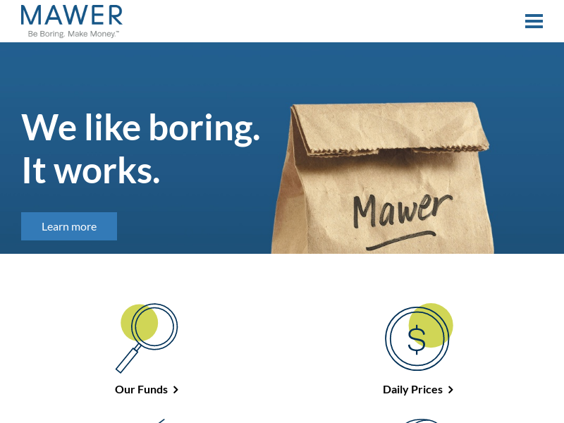 Mawer Investment Management   Investment Management for Individual and Institutional Investors - Mawer