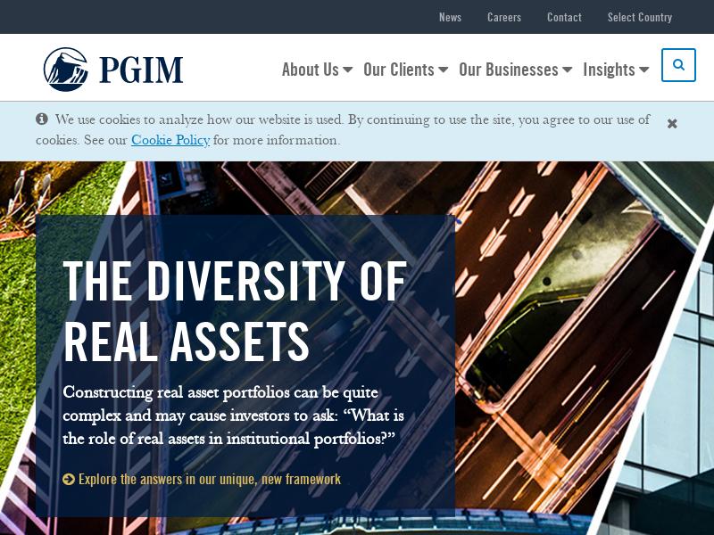 Global Investment Management | PGIM