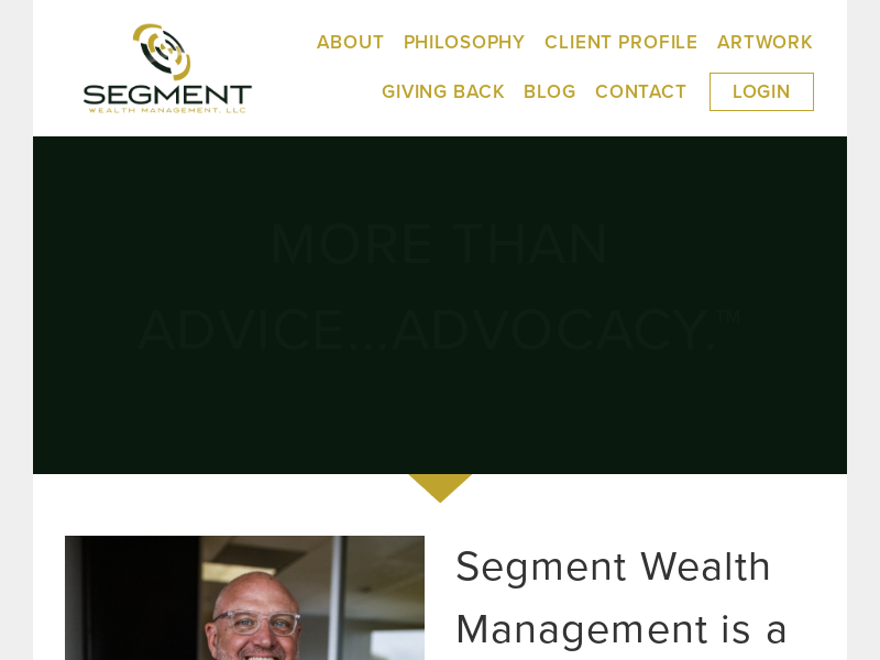 Segment Wealth Management
