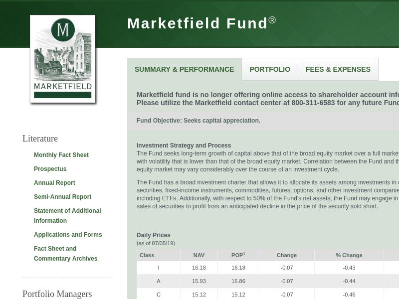 Marketfield Fund®