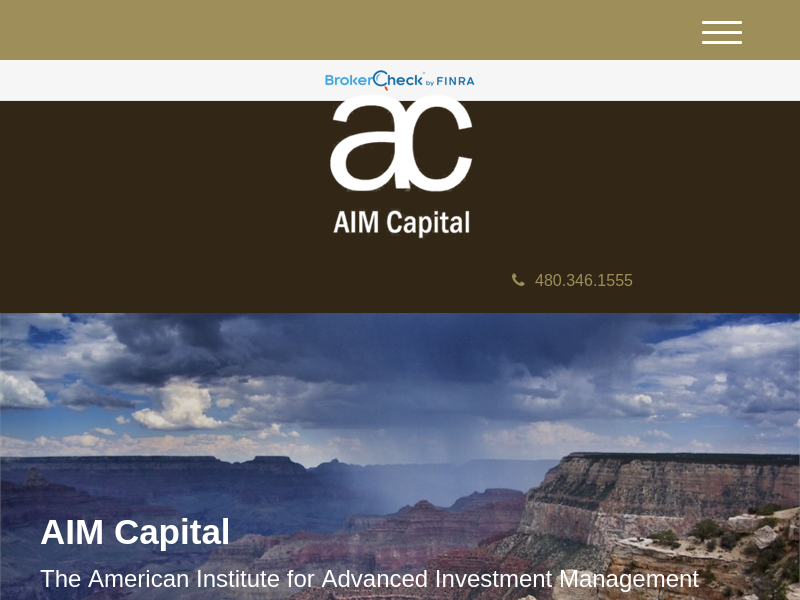 Home | AIM Capital