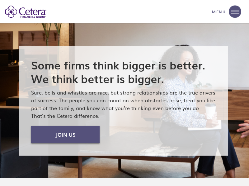 Cetera Investment Management | Cetera Financial Group