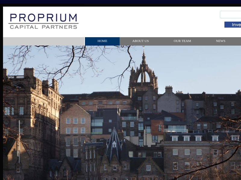 Proprium | Capital Partners