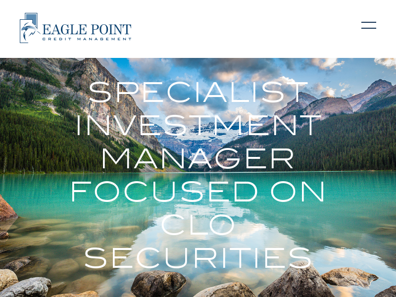 Eagle Point Credit Management :: Home