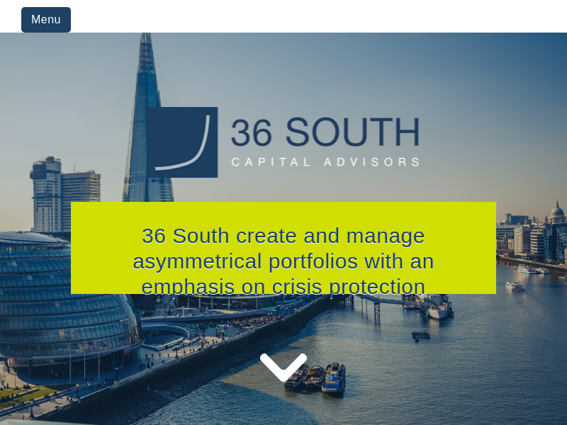 36 South Capital Advisors, London | We are a leading volatility and tail risk manager based in London