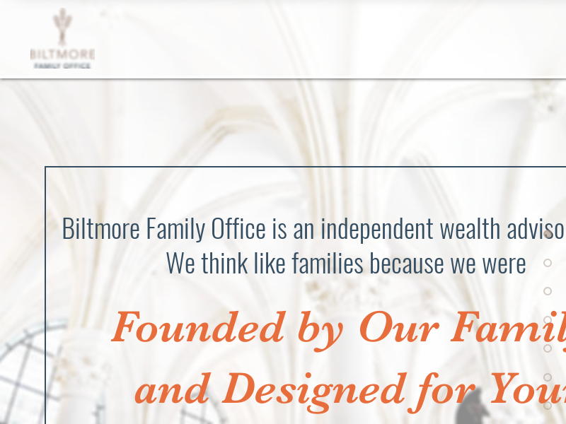 Wealth Management | Biltmore Family Office | Charlotte NC