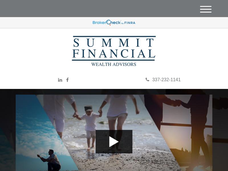 Summit Financial Wealth Advisors: Home