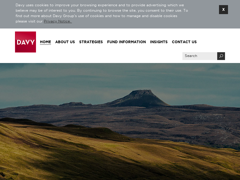 Davy Asset Management | A Leading Irish Investment Manager