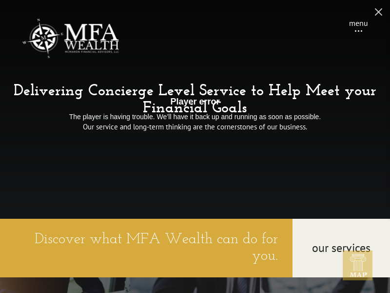 Pittsburgh financial advisors with concierge service | MFA Wealth