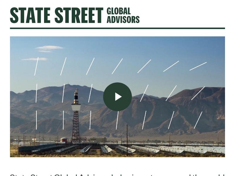 State Street Global Advisors (SSGA) | Home