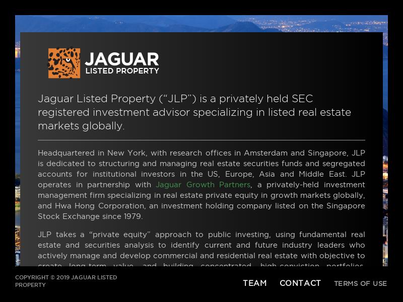 Jaguar Listed Property