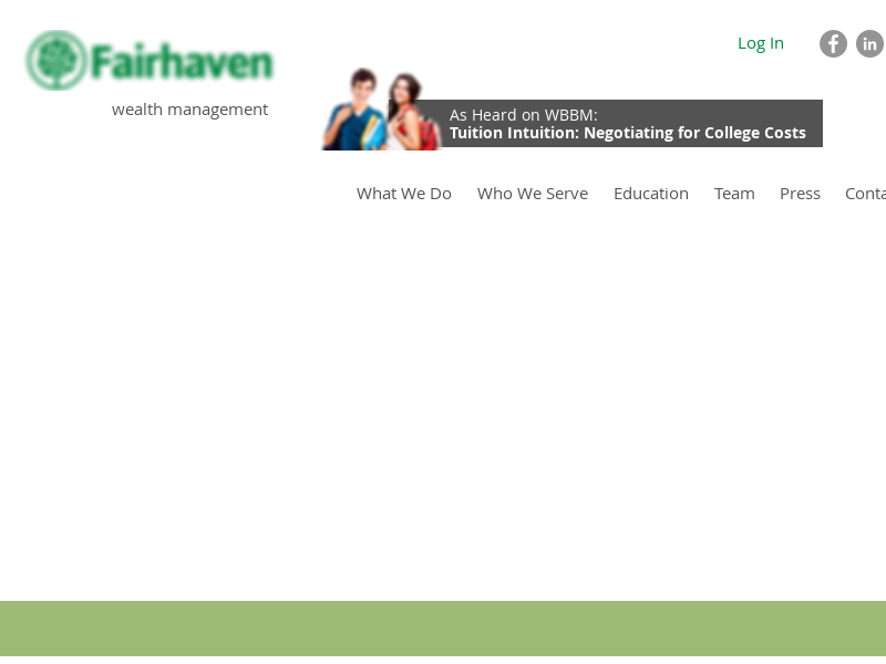 Fairhaven Wealth Management
