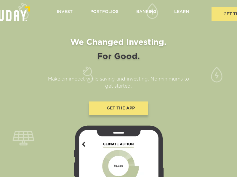 Invest With Purpose | Newday Impact Investing