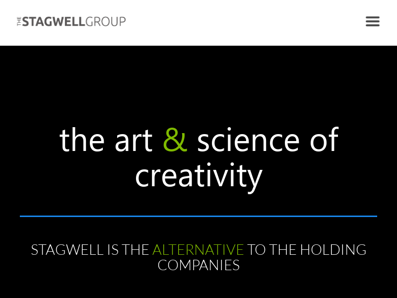 Home - The Stagwell Group