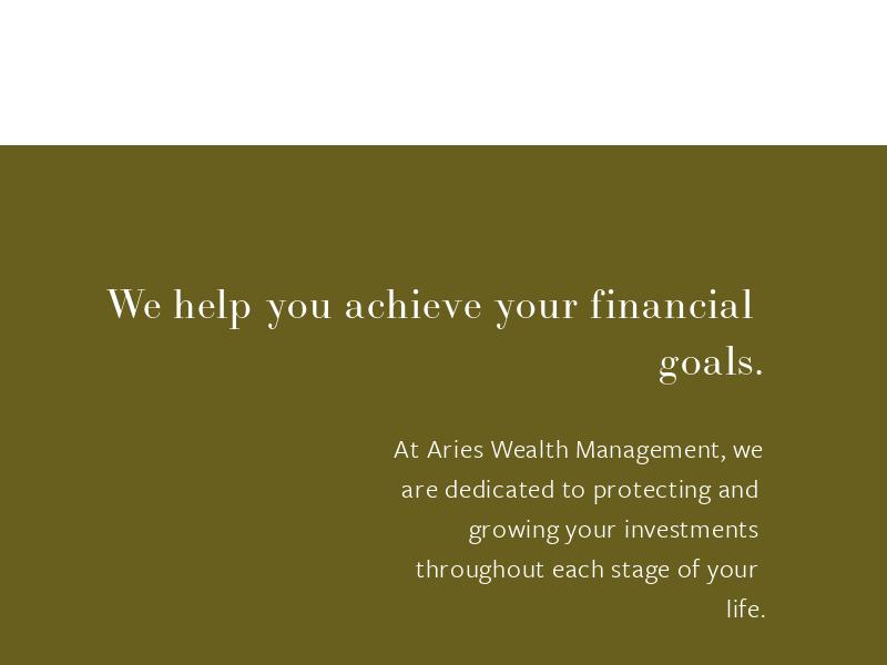 Aries Wealth Management