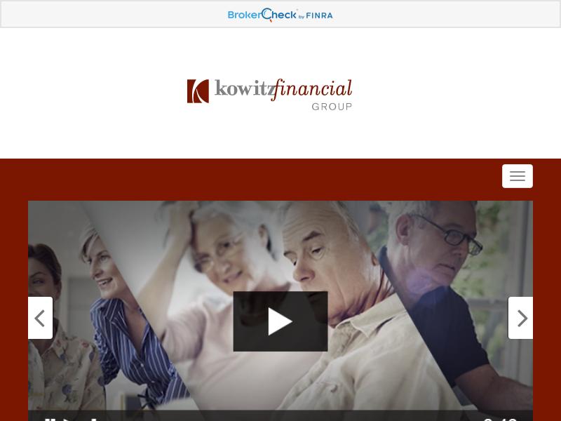 Home | Kowitz Financial Group, LLC