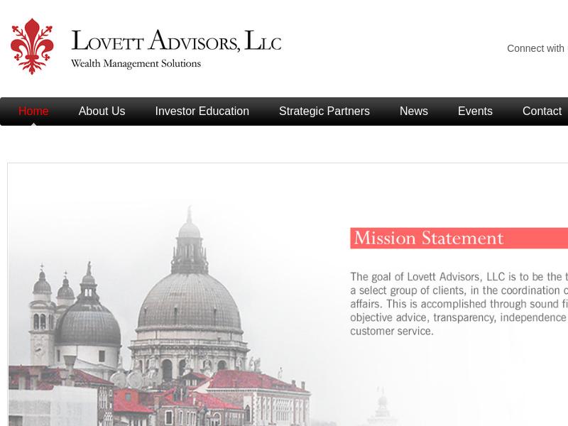 Lovett Advisors, LLC - Home