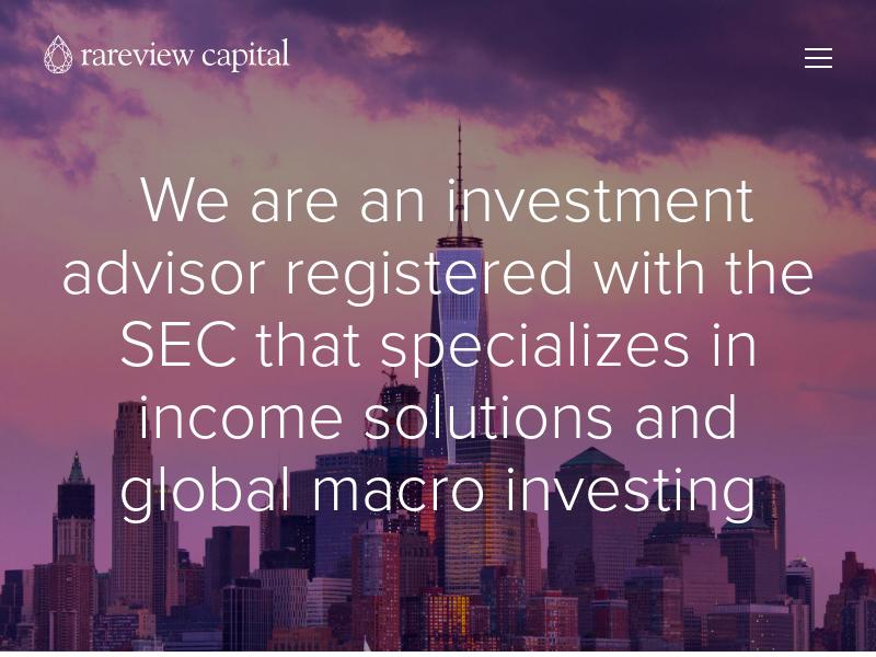 Home - Rareview Capital LLC