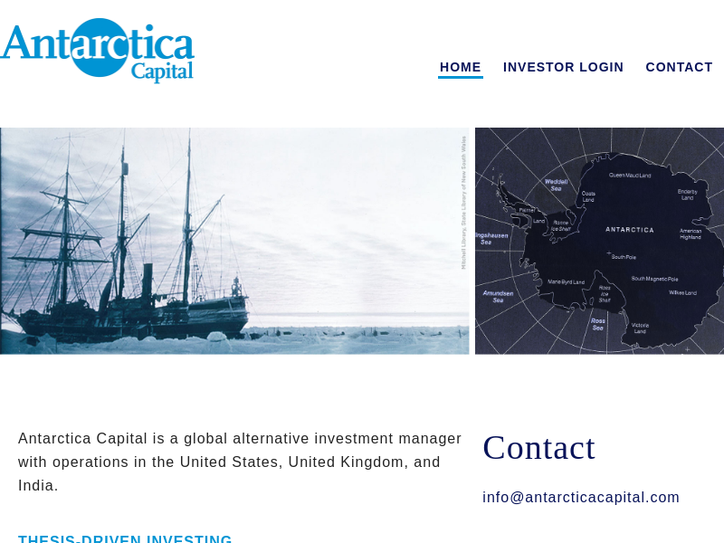 ANTARCTICA CAPITAL, LLC
