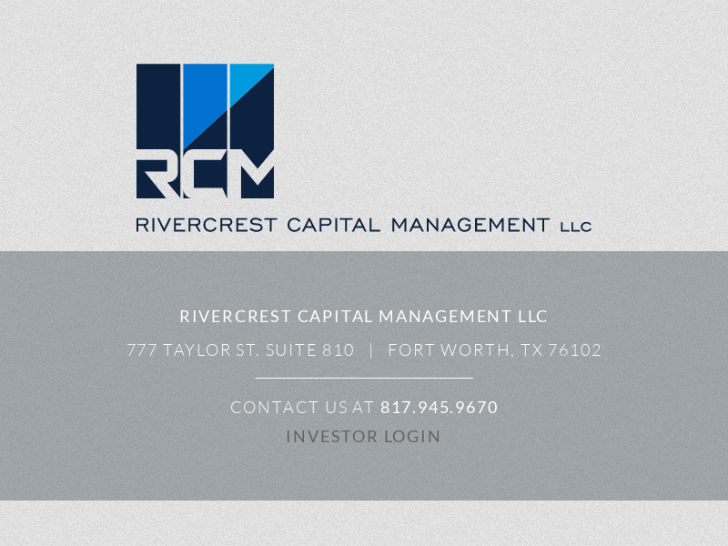 Rivercrest Capital Management, LLC
