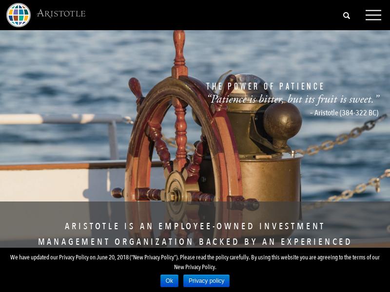Atlantic Partners - Seeking To Identify High-Quality Businesses
