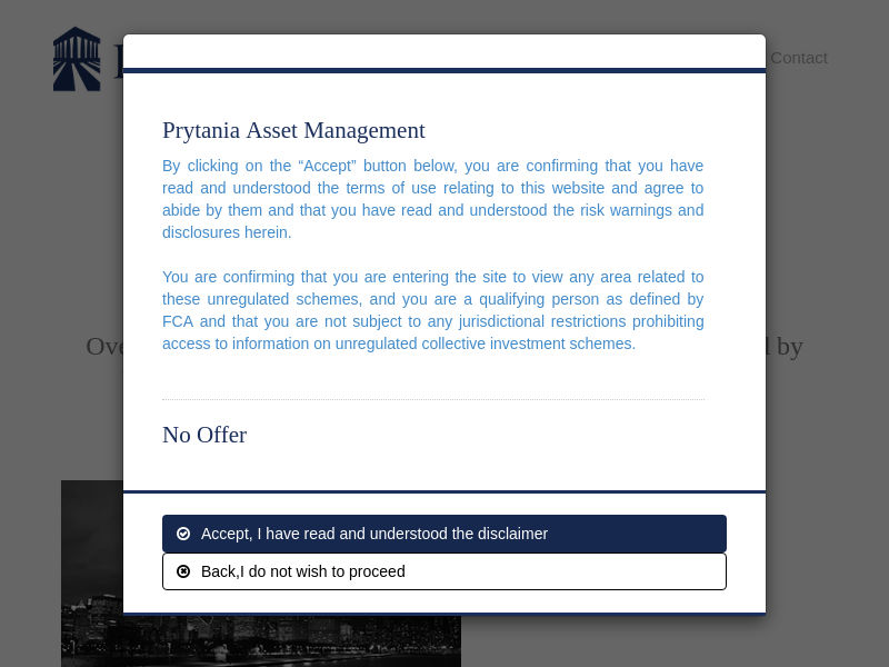 About // Prytania Investment Advisors