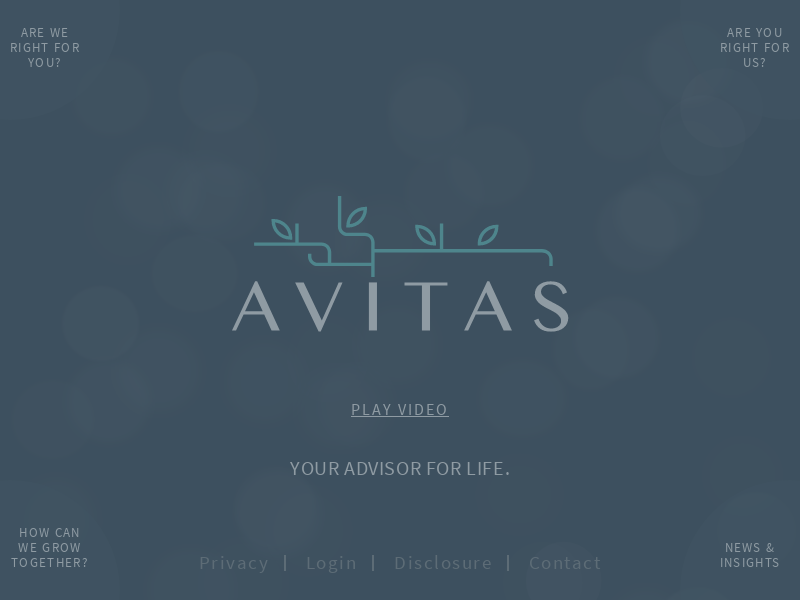 Avitas Wealth Management | Your Advisor for Life