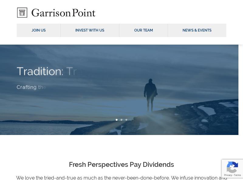 Home | Garrison Point Capital