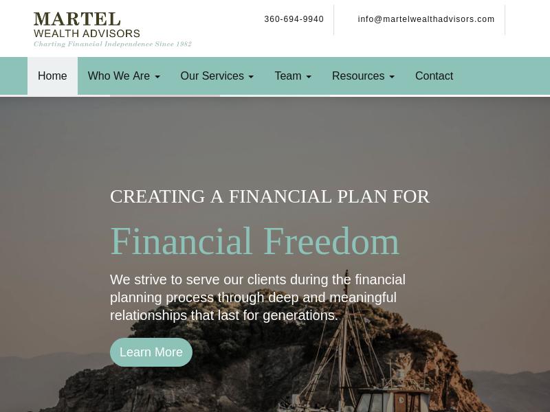 Home | Martel Wealth Advisors, Inc.