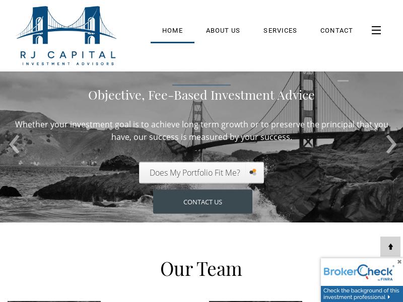 Home | RJ Capital Investment Advisors