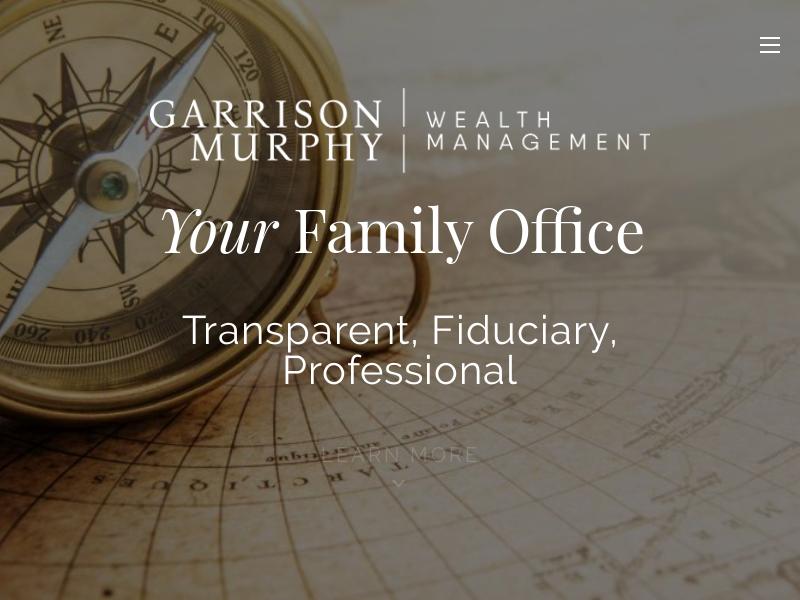 Home   Garrison Murphy Wealth Management, LLC
