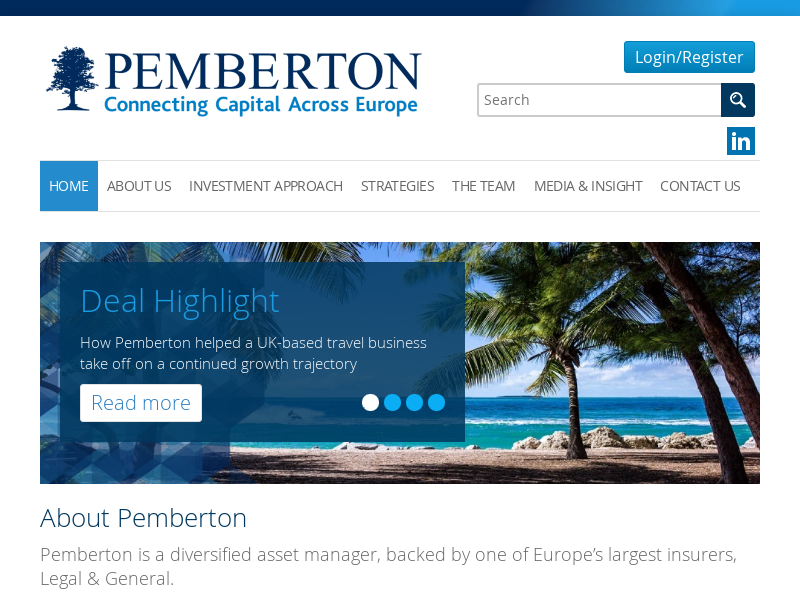 Home - Pemberton AM
