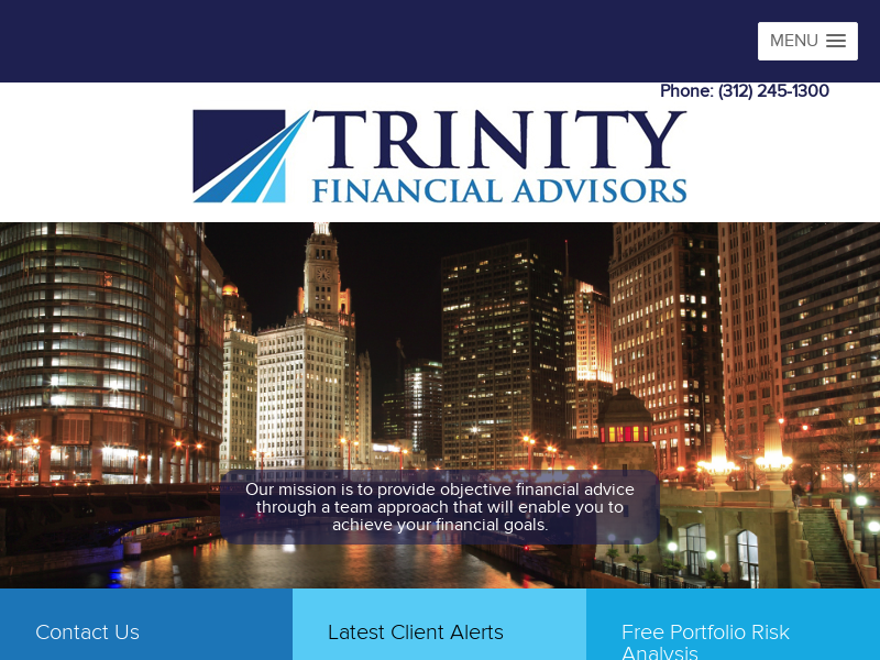 Trinity Financial Advisors - Financial Planning in Chicago, Illinois
