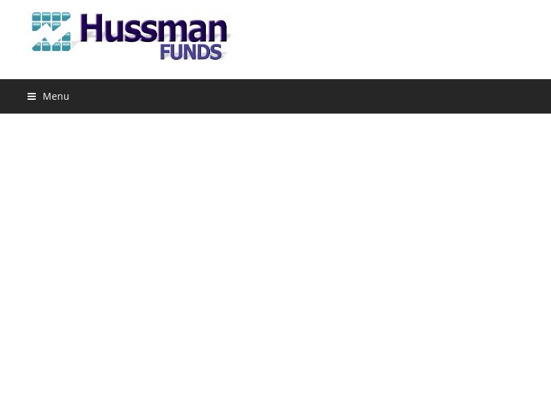 Homepage - Hussman Funds