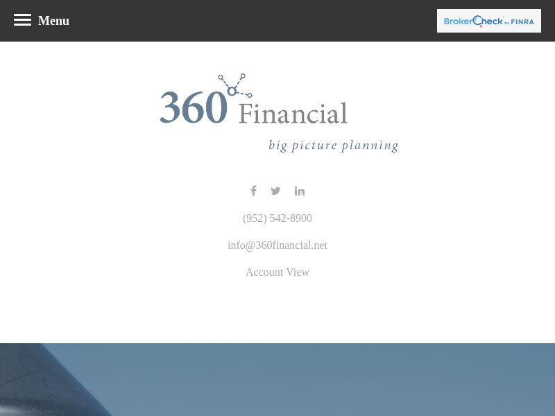 360 Financial | Big Picture Planning