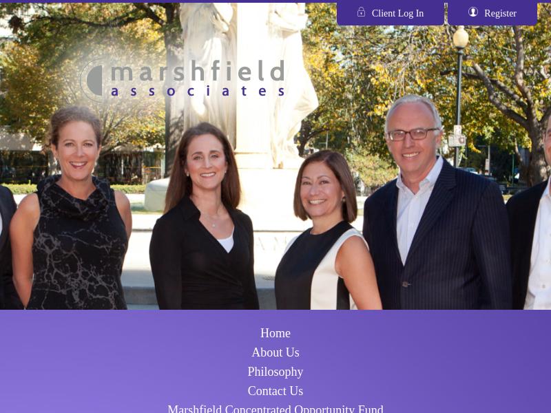 Marshfield Inc | Marshfield Associates