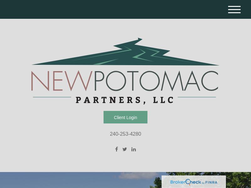 Home | New Potomac Partners, LLC