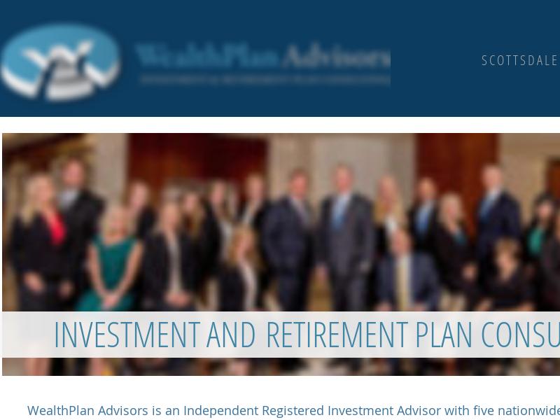 Wealth Management Scottsdale | Scottsdale, AZ | Wealth Plan Advisors