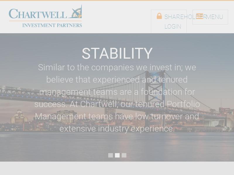 Chartwell Investment Partners (Berwyn, PA)