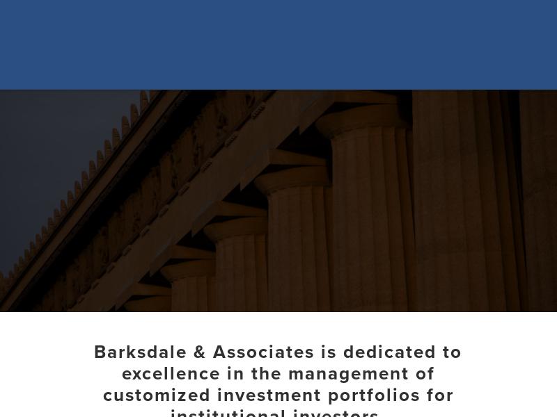 Weaver C. Barksdale & Associates