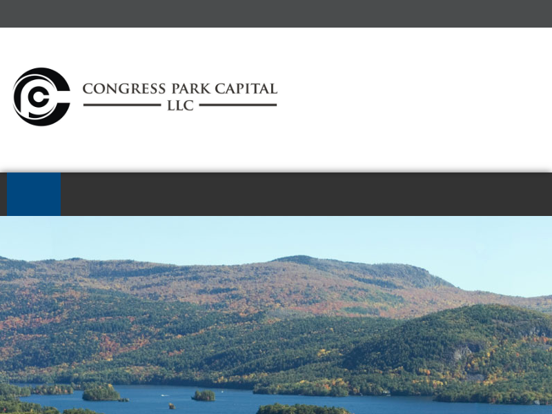 Home | Congress Park Capital LLC