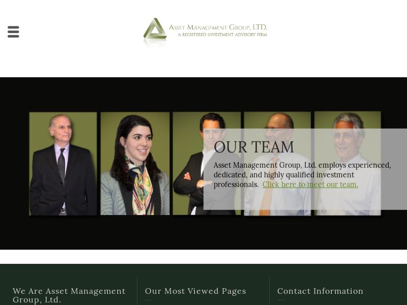 The Asset Management Group – Registered Investment Advisor & Financial Planner