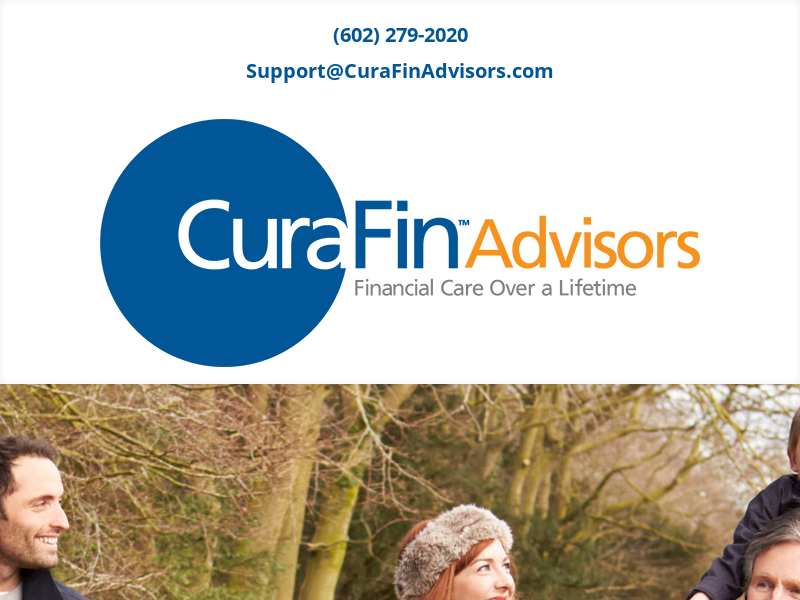 CuraFin Advisors   Personalized, Lifelong Financial Care